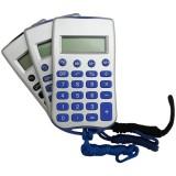 Calculadora retangular com Cordão