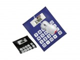 Mouse Pad com Calculadora Dobrável