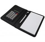 Bloco de anotações com Calculadora 12x17cm